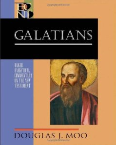 Galatians by Moo