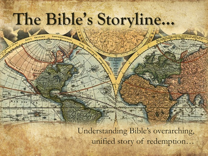Understanding the Overarching Storyline of Scripture