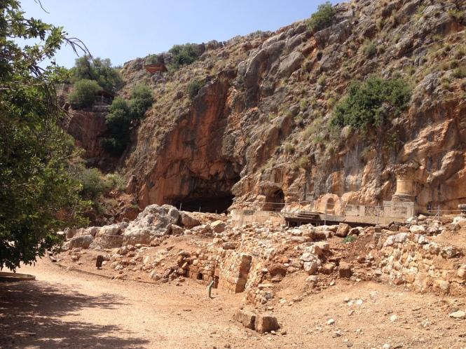 Caesarea Philippi.