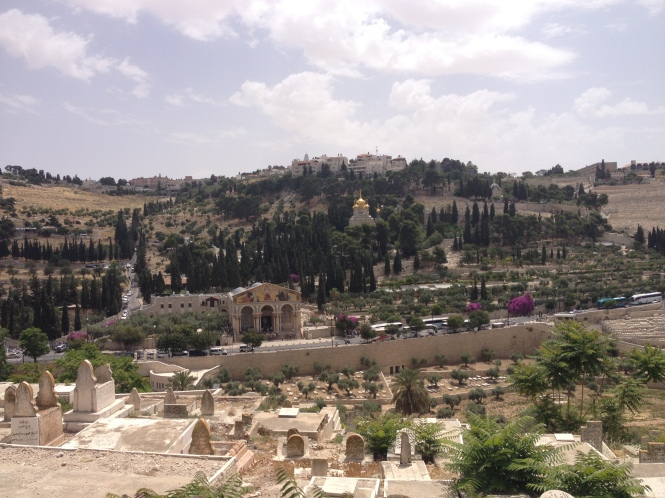Mount of Olives.