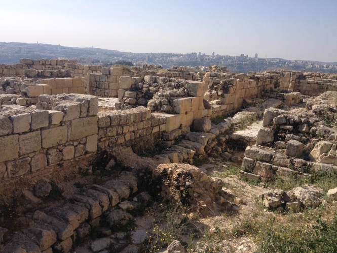 Ramah (not to be confused with various other Ramahs). Place of Samuel's burial.