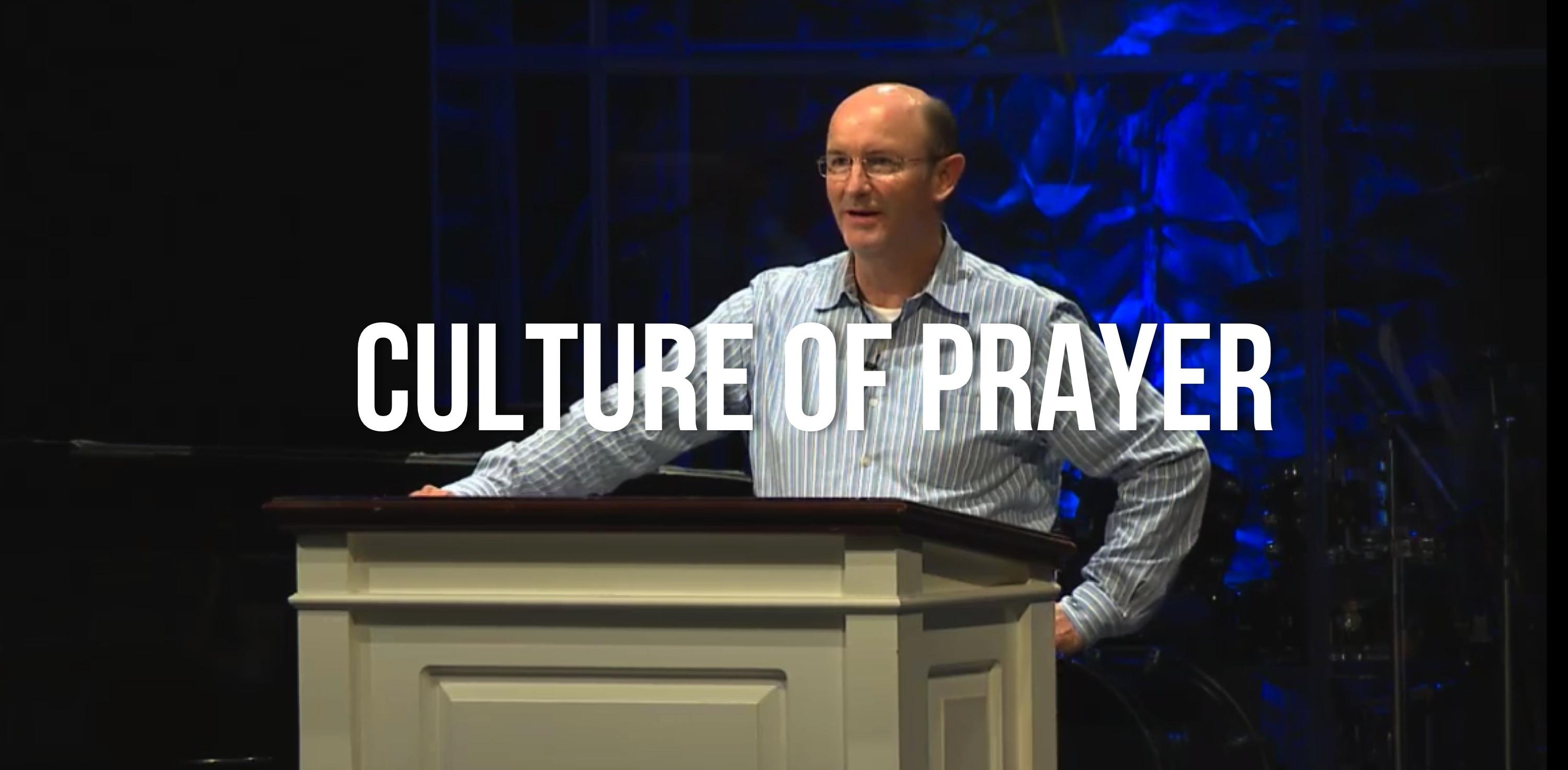 Culture of Prayer