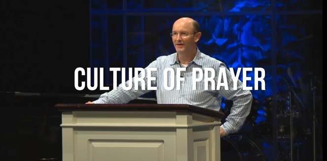 Culture of Prayer
