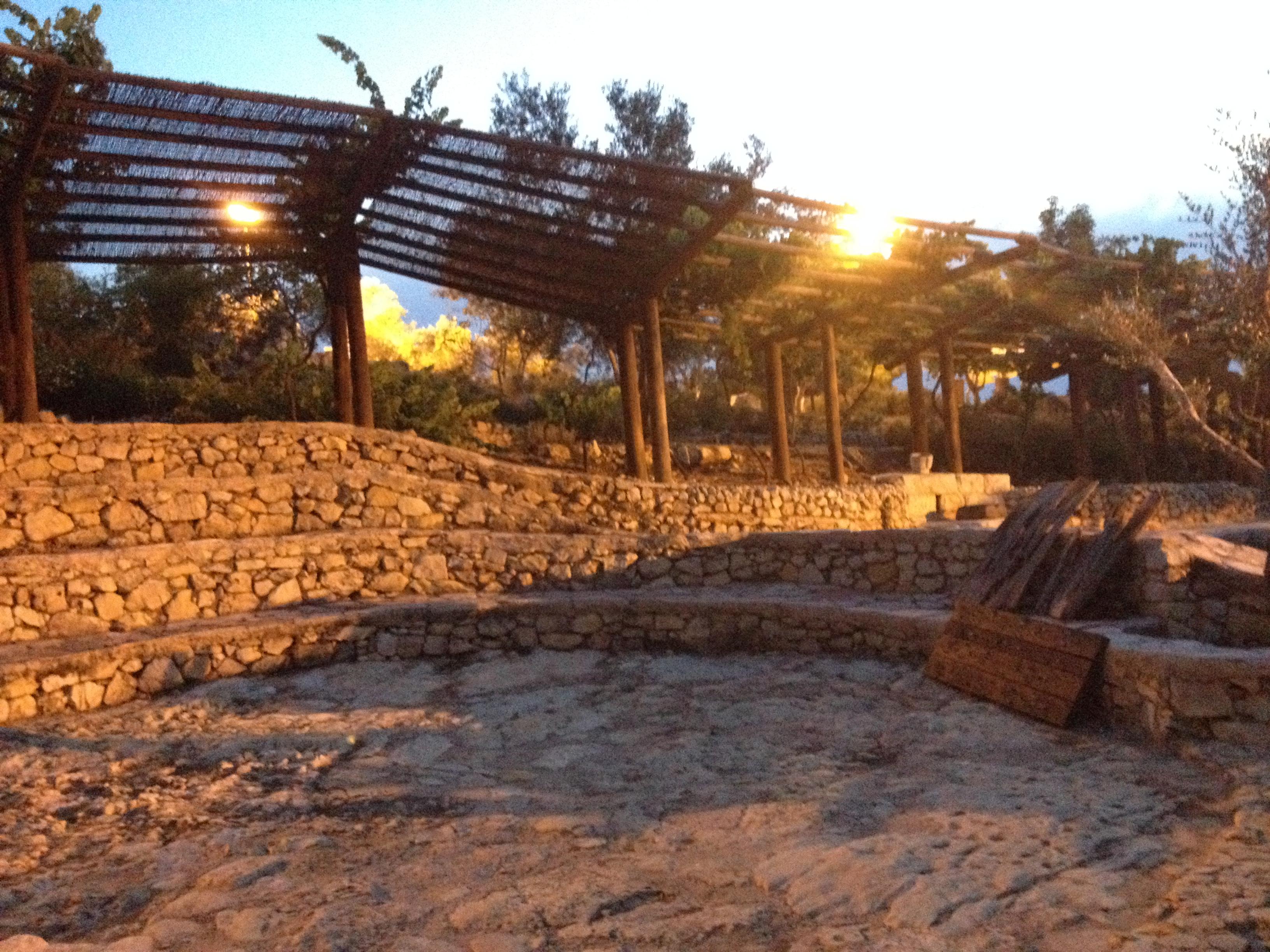 Israel trip photos kirk miller blog for Threshing floor