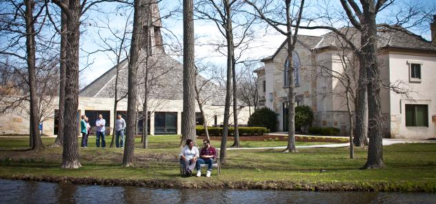 My seminary--Trinity Evangelical Divinity School.