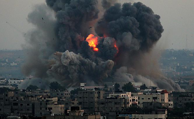 Israel Hamas Conflict